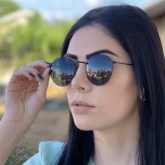 safine com br oculos de sol redondo preto laura 2 0 1