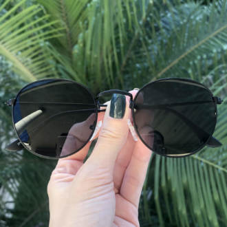 safine com br oculos de sol redondo preto laura 2 0