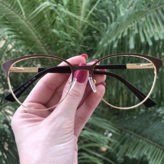 safine com br oculos de grau redondo marrom lizzy 3