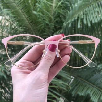 safine com br oculos de grau redondo rosa lizzy 2