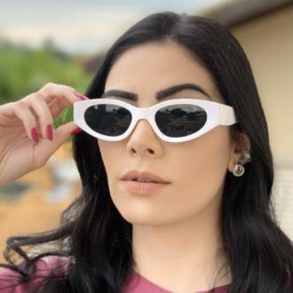safine com br oculos de sol gatinho branco kim 1