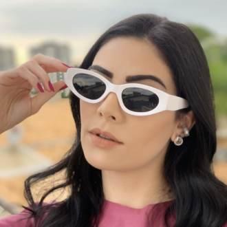 safine com br oculos de sol gatinho branco kim 2