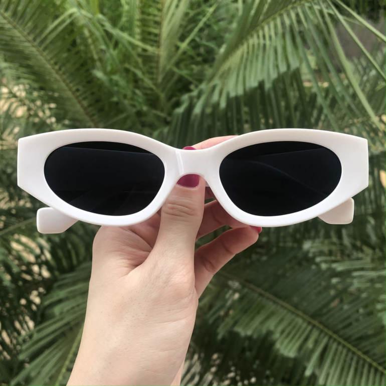 safine com br oculos de sol gatinho branco kim 3