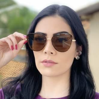 safine com br oculos de sol gatinho marrom gio 1
