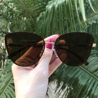 safine com br oculos de sol gatinho marrom gio 3