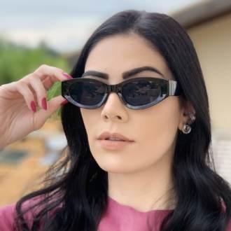 safine com br oculos de sol gatinho preto kim 2
