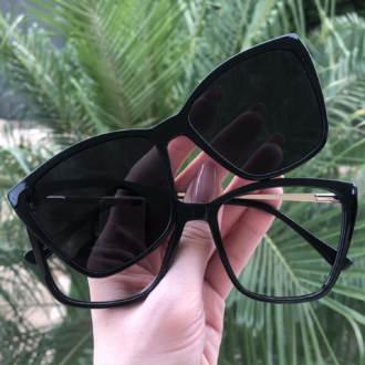 safine com br oculos 2 em 1 gatinho preto ana 3