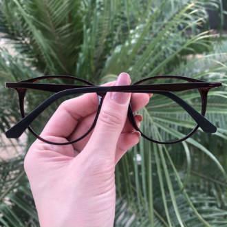 safine com br oculos 2 em 1 redondo marrom cloe 1