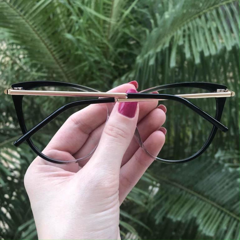 safine com br oculos de grau gatinho cinza doris 1