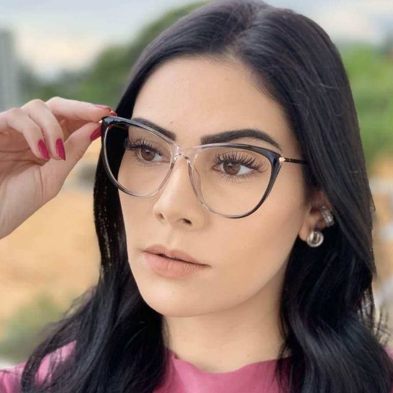 safine com br oculos de grau gatinho cinza doris 4