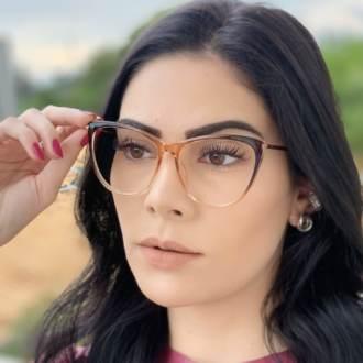 safine com br oculos de grau gatinho marrom doris 4