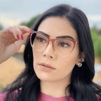 safine com br oculos de grau gatinho rosa doris 3
