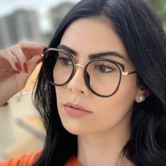 safine com br oculos de grau redondo preto bea 2 0 2