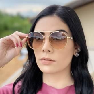safine com br oculos de sol aviador marrom lana 2