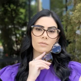 safine com br oculos 2 em 1 gatinho tartaruga lia 2