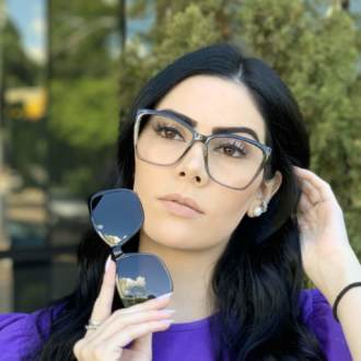 safine com br oculos 2 em 1 gatinho transparente ana 3